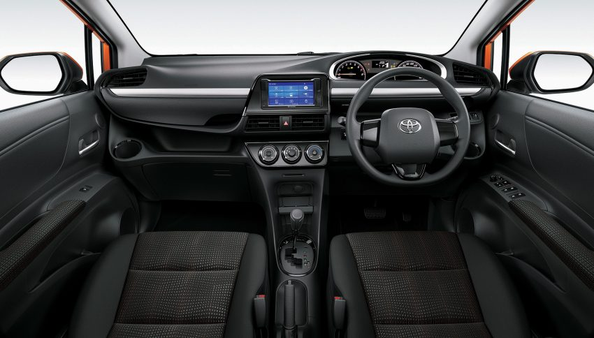 Toyota Sienta MPV launched in Malaysia, fr RM93k Image #536540