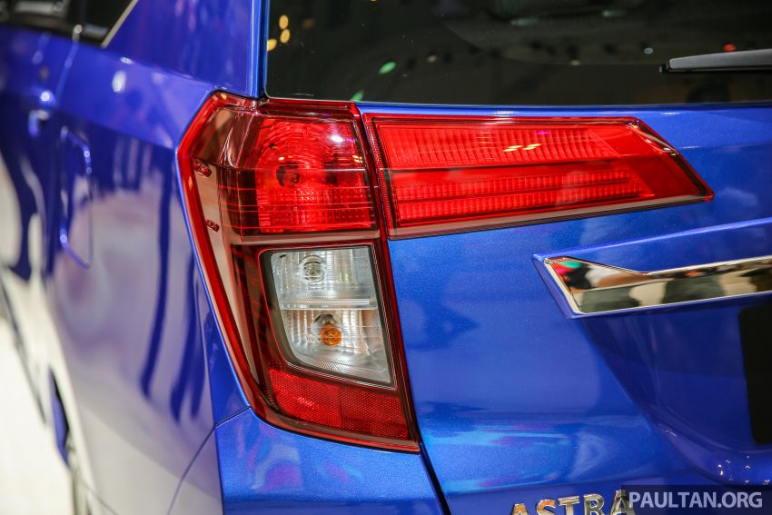 GIIAS 2016: Daihatsu Sigra, Toyota Calya's twin sister Image #533227