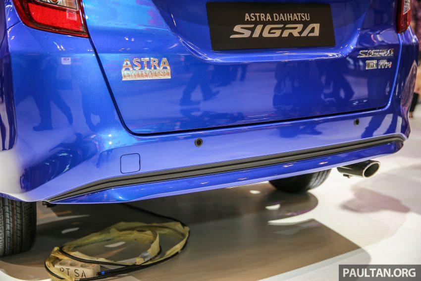 GIIAS 2016: Daihatsu Sigra, Toyota Calya's twin sister Image #533238
