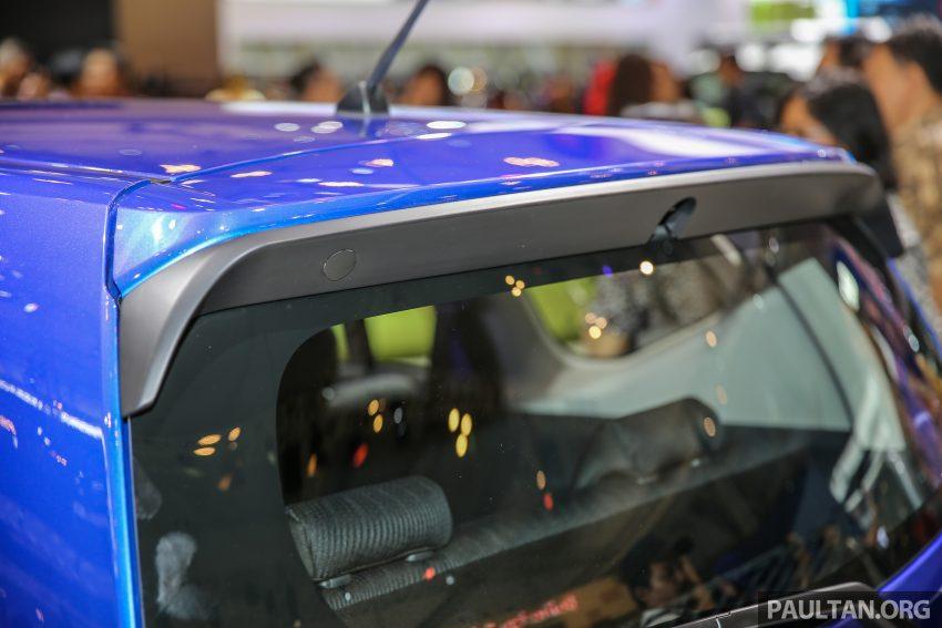 GIIAS 2016: Daihatsu Sigra, Toyota Calya's twin sister Image #533240