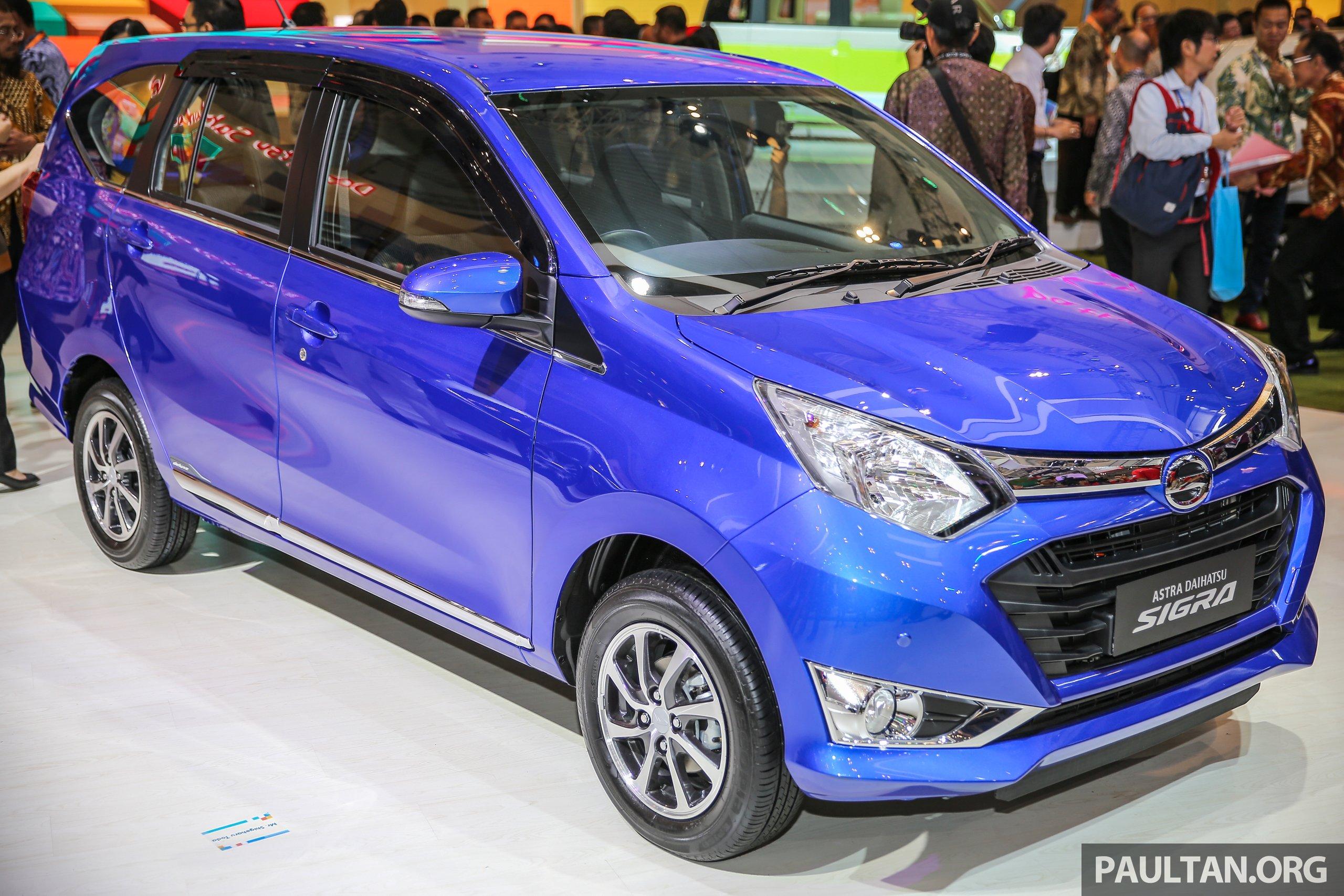 Kekurangan Toyota Sigra Top Model Tahun Ini