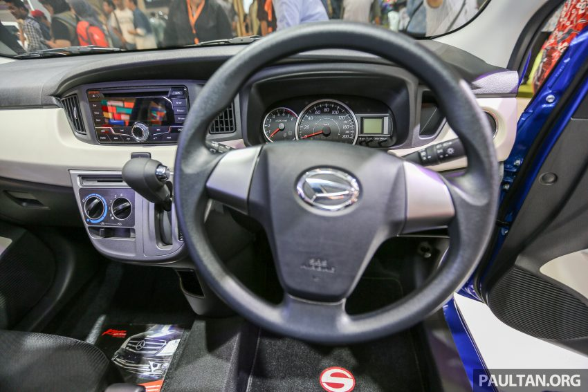GIIAS 2016: Daihatsu Sigra, Toyota Calya's twin sister Image #533251