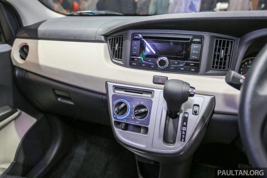 GIIAS 2016: Daihatsu Sigra, Toyota Calya's twin sister Image #533254