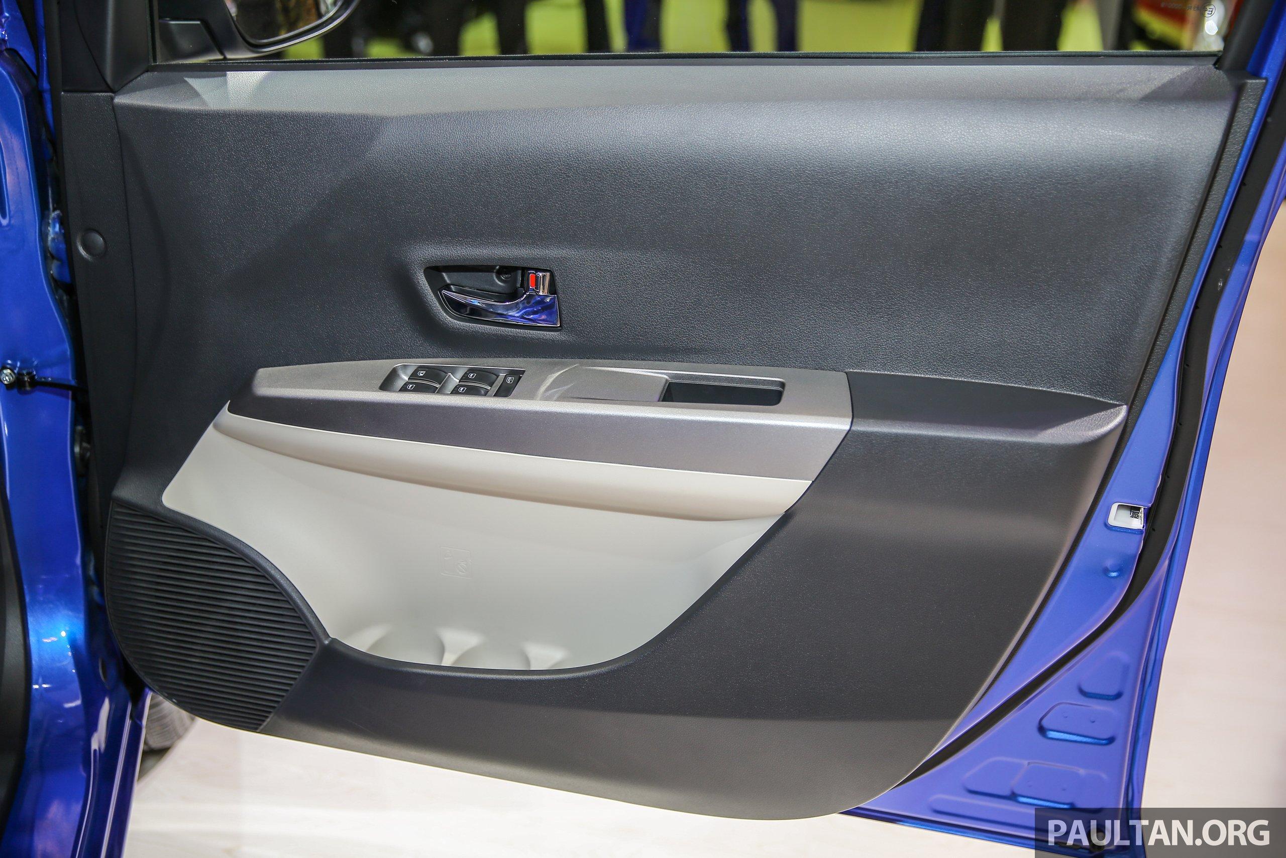 Giias 2016 Daihatsu Sigra Toyota Calya S Twin Sister