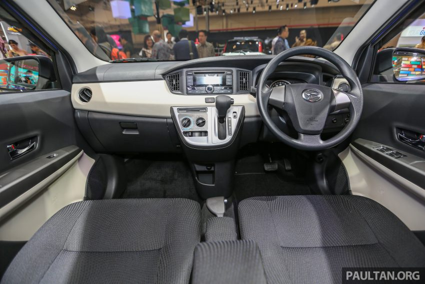 GIIAS 2016: Daihatsu Sigra, Toyota Calya's twin sister Image #533268