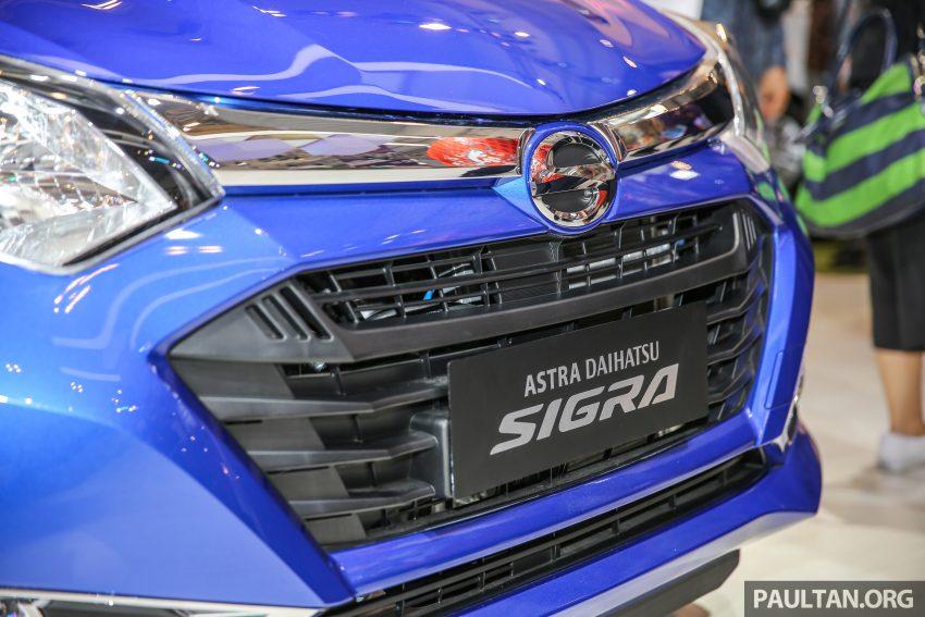 GIIAS 2016: Daihatsu Sigra, Toyota Calya's twin sister Image #533220