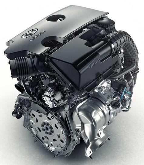 Enjin Infiniti VC-T