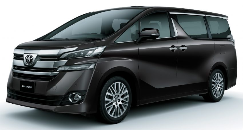 2016 Toyota Alphard and Vellfire launched in M'sia – RM408k-RM506k for Alphard, RM345k for Vellfire Image #529839