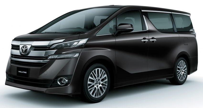 Toyota Alphard dan Vellfire 2016 dilancarkan di M'sia – RM420k-RM520k untuk Alphard, RM355k bagi Vellfire Image #529889