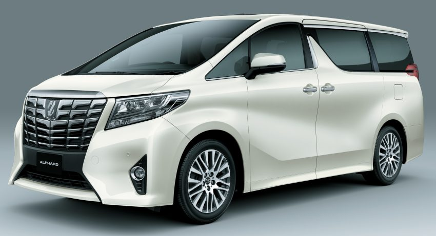 2016 Toyota Alphard and Vellfire launched in M'sia – RM408k-RM506k for Alphard, RM345k for Vellfire Image #529789