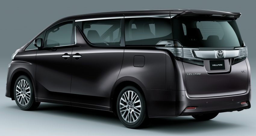 2016 Toyota Alphard and Vellfire launched in M'sia – RM408k-RM506k for Alphard, RM345k for Vellfire Image #529840