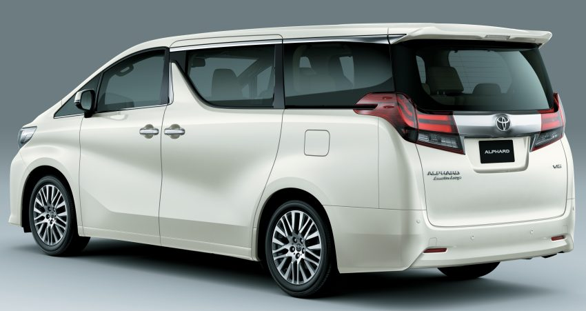 2016 Toyota Alphard and Vellfire launched in M'sia – RM408k-RM506k for Alphard, RM345k for Vellfire Image #529791