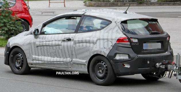 Ford-Fiesta-3-door-7-spied