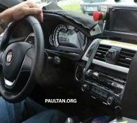 G20 BMW 3 Series spyshots 2