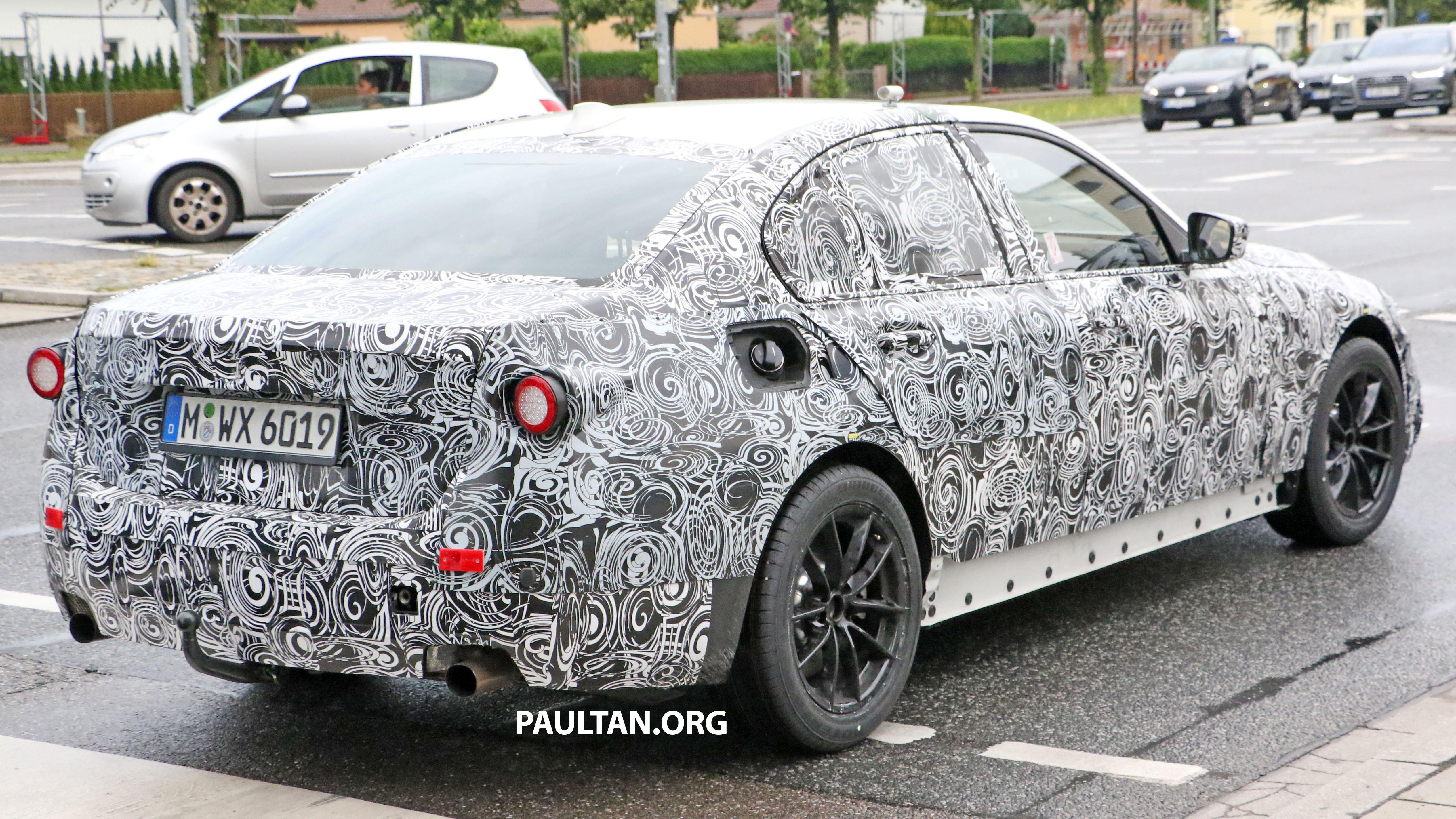 Bmw Serie 3 G20 >> SPYSHOTS: G20 BMW 3 Series caught, interior seen Image 531919