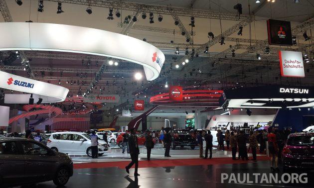 GIIAS Motor Show Stands