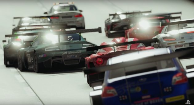GT Sport trailer screencap
