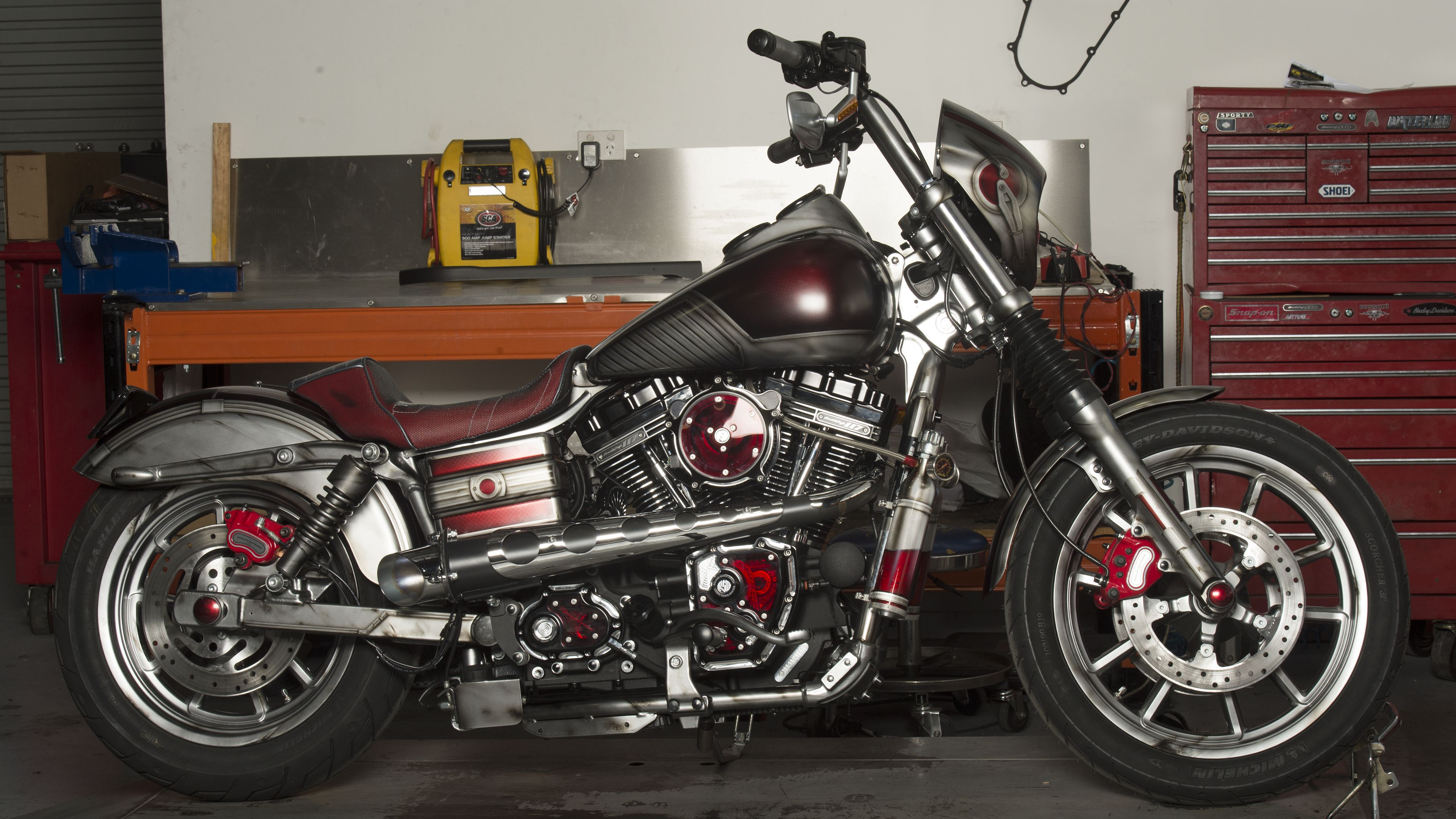 Harley Davidson: For The Superhero In You Image