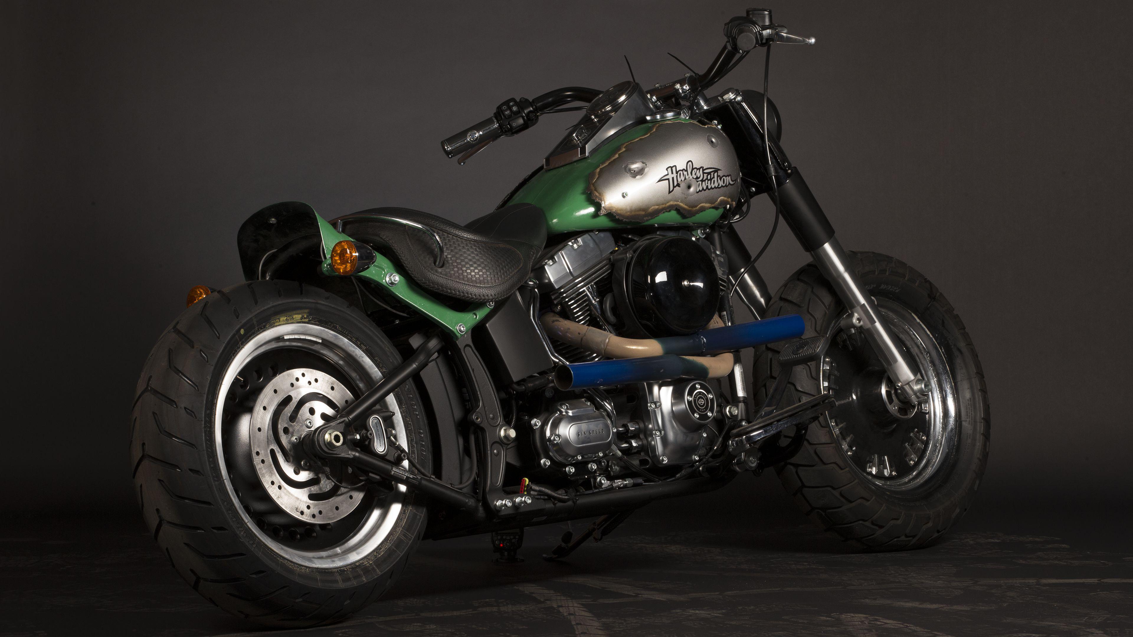 Harley Davidson Hd Custom