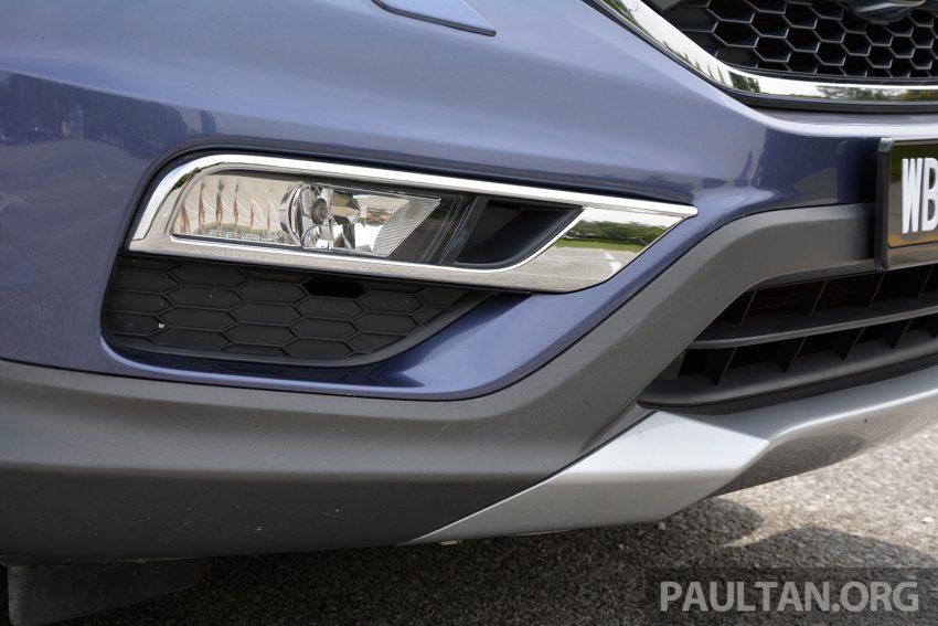 DRIVEN: Honda CR-V facelift – easy like Sun morning Image #531488