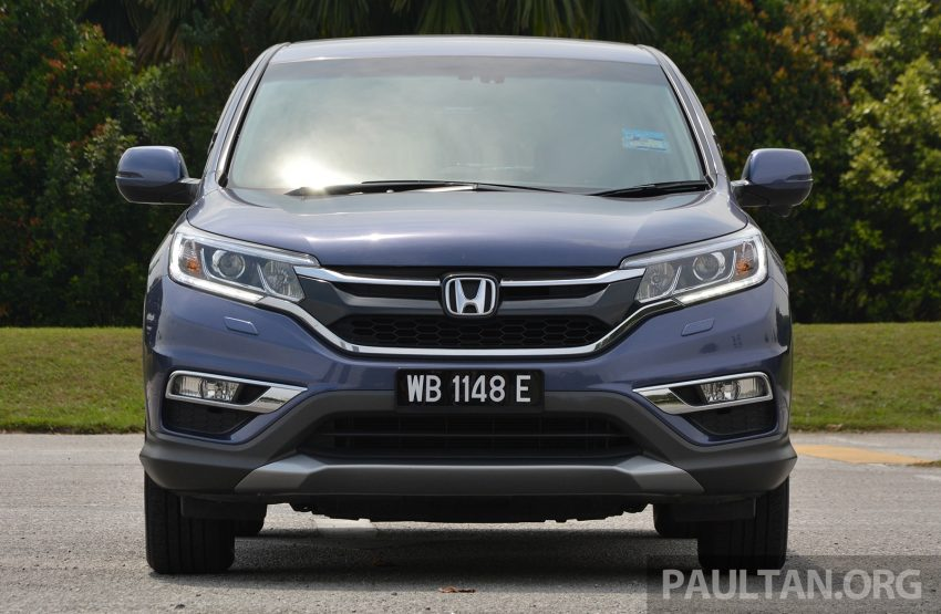DRIVEN: Honda CR-V facelift – easy like Sun morning Image #531495