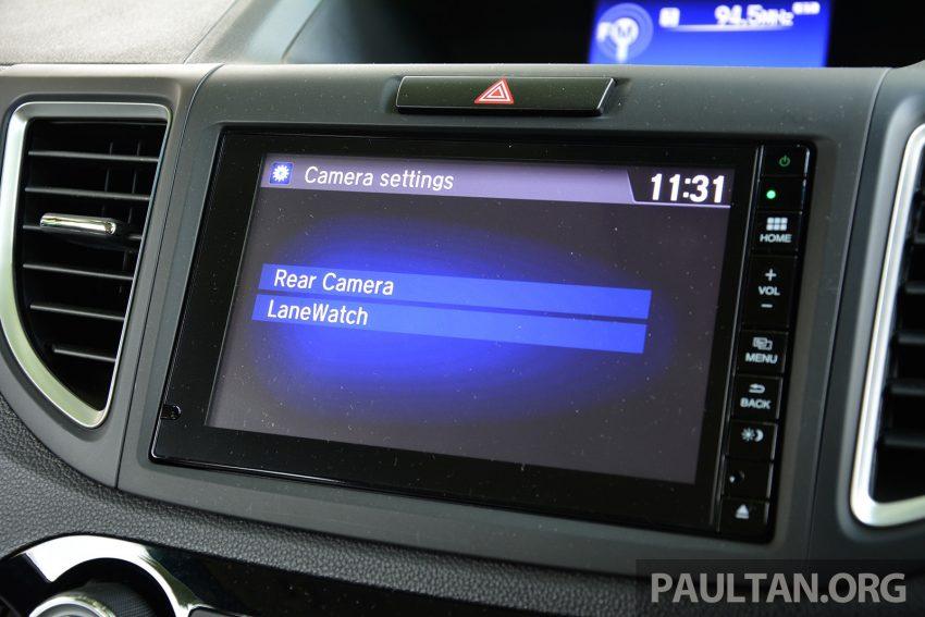 DRIVEN: Honda CR-V facelift – easy like Sun morning Image #531501