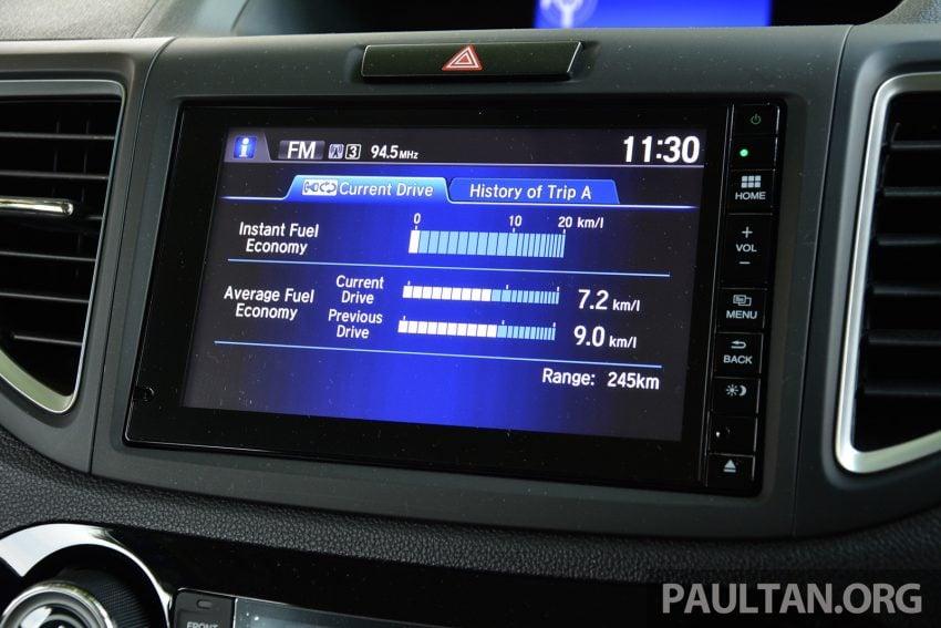 DRIVEN: Honda CR-V facelift – easy like Sun morning Image #531504