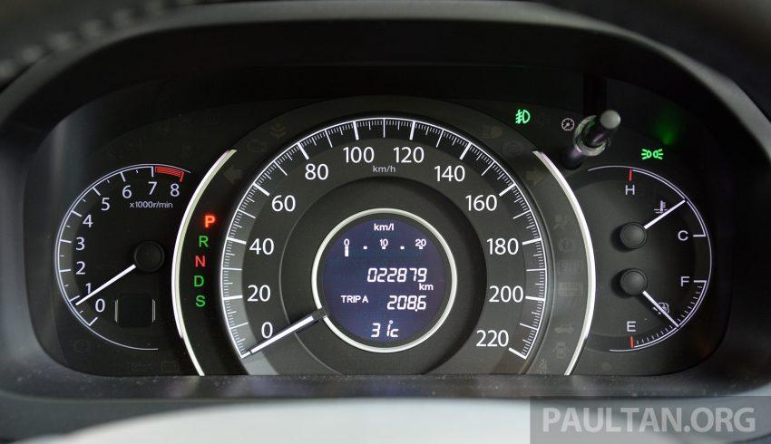 DRIVEN: Honda CR-V facelift – easy like Sun morning Image #531508