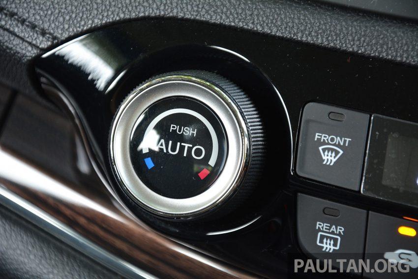 DRIVEN: Honda CR-V facelift – easy like Sun morning Image #531511