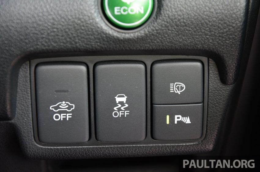 DRIVEN: Honda CR-V facelift – easy like Sun morning Image #531514