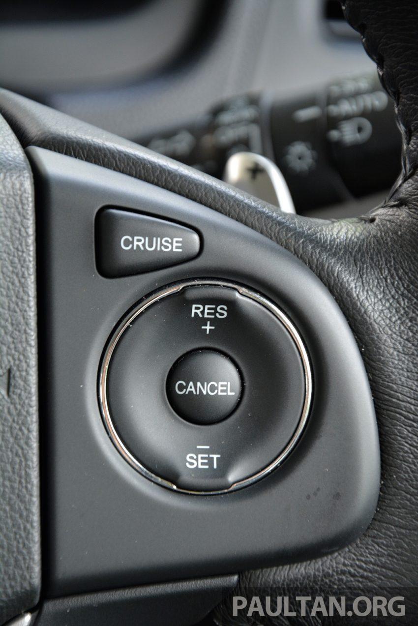 DRIVEN: Honda CR-V facelift – easy like Sun morning Image #531515