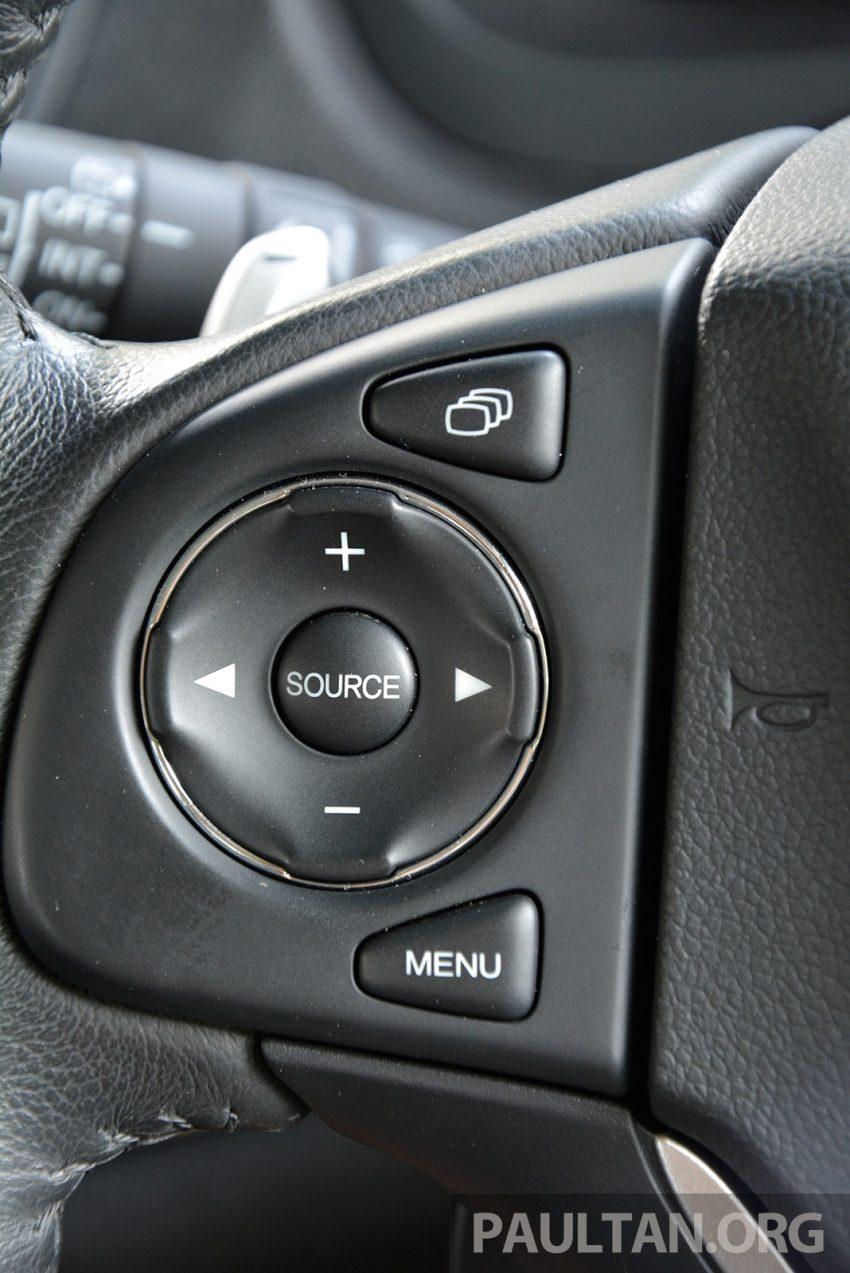DRIVEN: Honda CR-V facelift – easy like Sun morning Image #531516