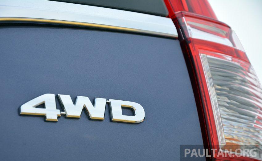 DRIVEN: Honda CR-V facelift – easy like Sun morning Image #531481