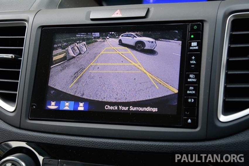 DRIVEN: Honda CR-V facelift – easy like Sun morning Image #531522