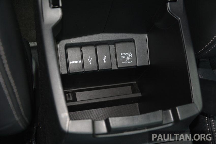 DRIVEN: Honda CR-V facelift – easy like Sun morning Image #531524