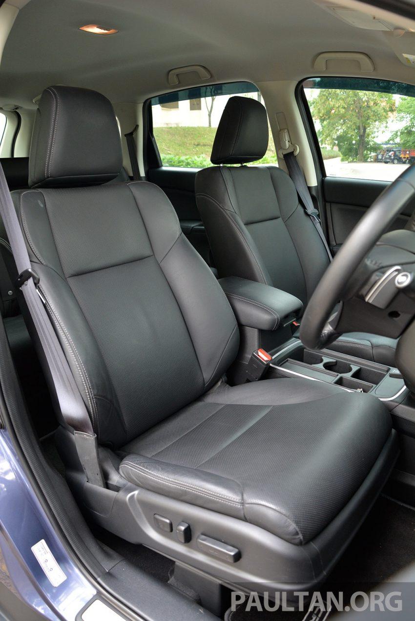 DRIVEN: Honda CR-V facelift – easy like Sun morning Image #531532