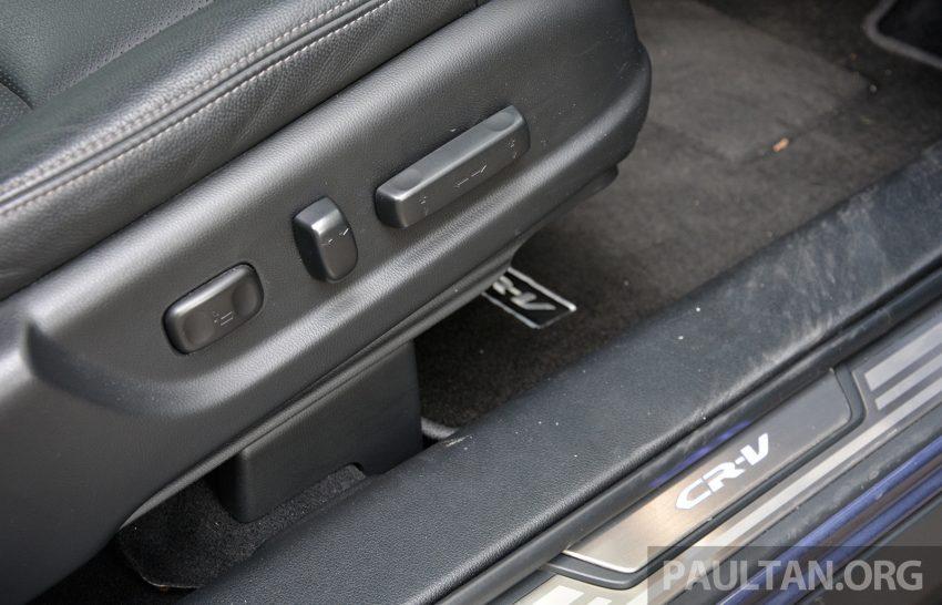 DRIVEN: Honda CR-V facelift – easy like Sun morning Image #531533