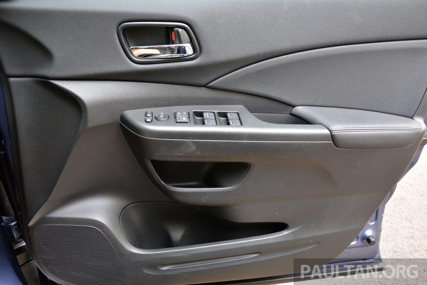 DRIVEN: Honda CR-V facelift – easy like Sun morning Image #531535