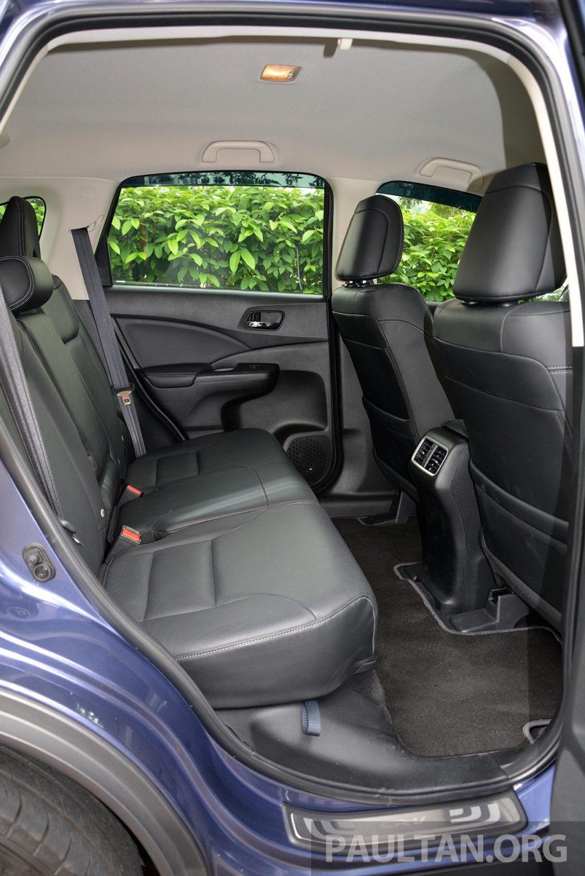 DRIVEN: Honda CR-V facelift – easy like Sun morning Image #531536