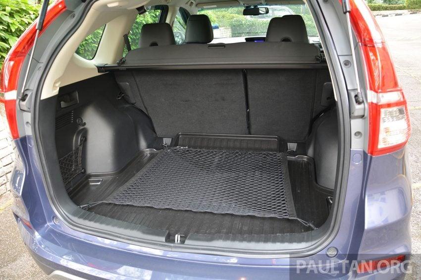 DRIVEN: Honda CR-V facelift – easy like Sun morning Image #531539