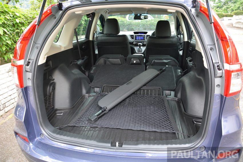 DRIVEN: Honda CR-V facelift – easy like Sun morning Image #531542