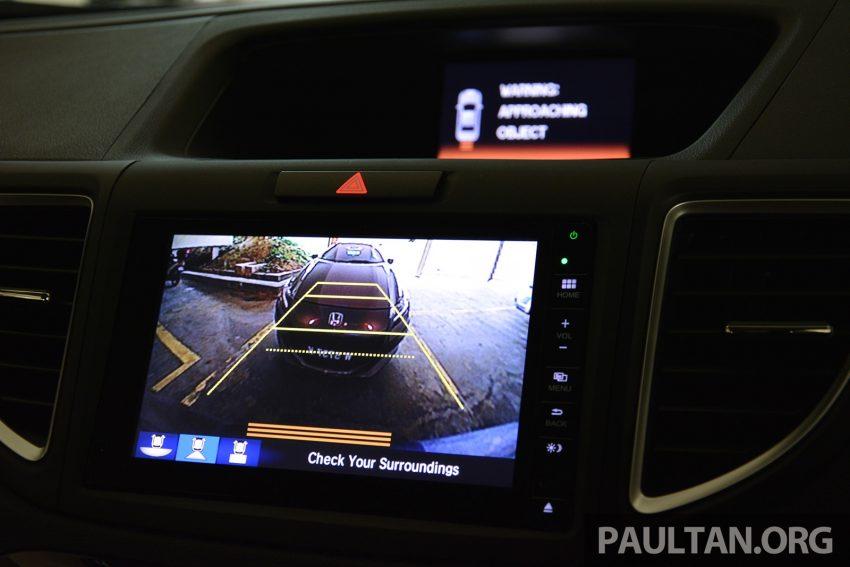 DRIVEN: Honda CR-V facelift – easy like Sun morning Image #531544