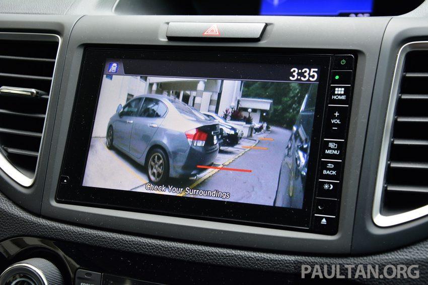 DRIVEN: Honda CR-V facelift – easy like Sun morning Image #531545