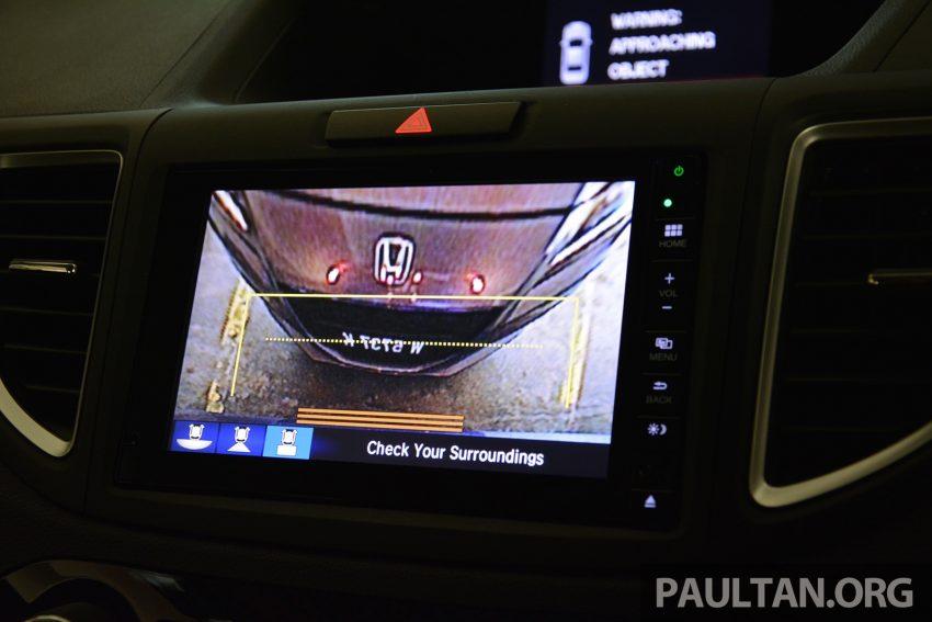 DRIVEN: Honda CR-V facelift – easy like Sun morning Image #531546
