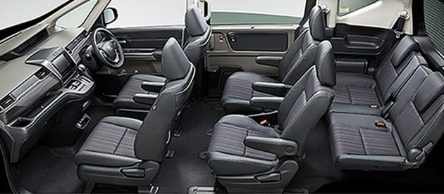 2016 Honda Freed – dual-clutch hybrid, Honda Sensing Image ...