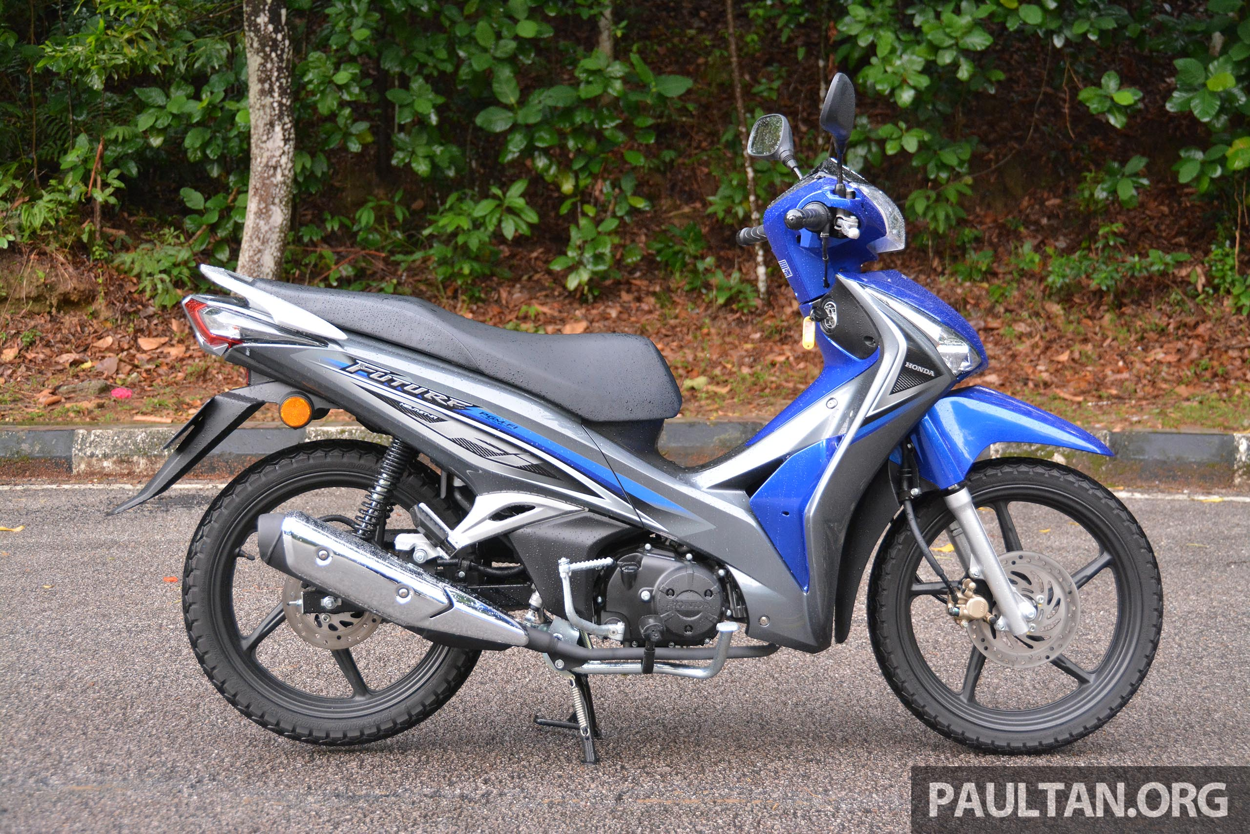review: 2016 honda future fi - the future is now?
