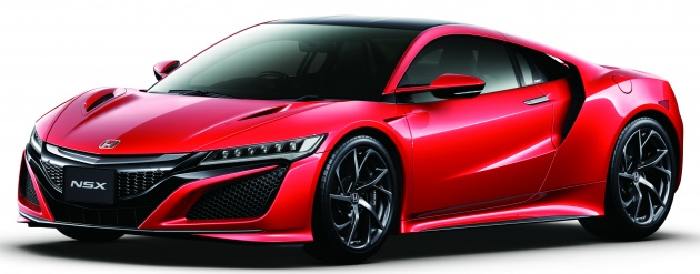 Honda NSX launched in Japan 17
