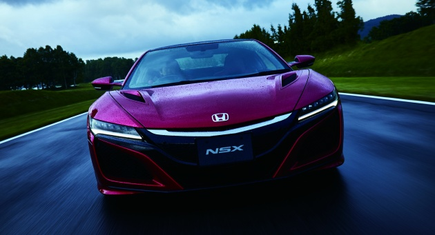 Honda NSX launched in Japan 7