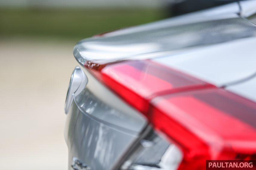 GALERI: Honda Civic 1.5T Premium  2016 di Malaysia Image #527895