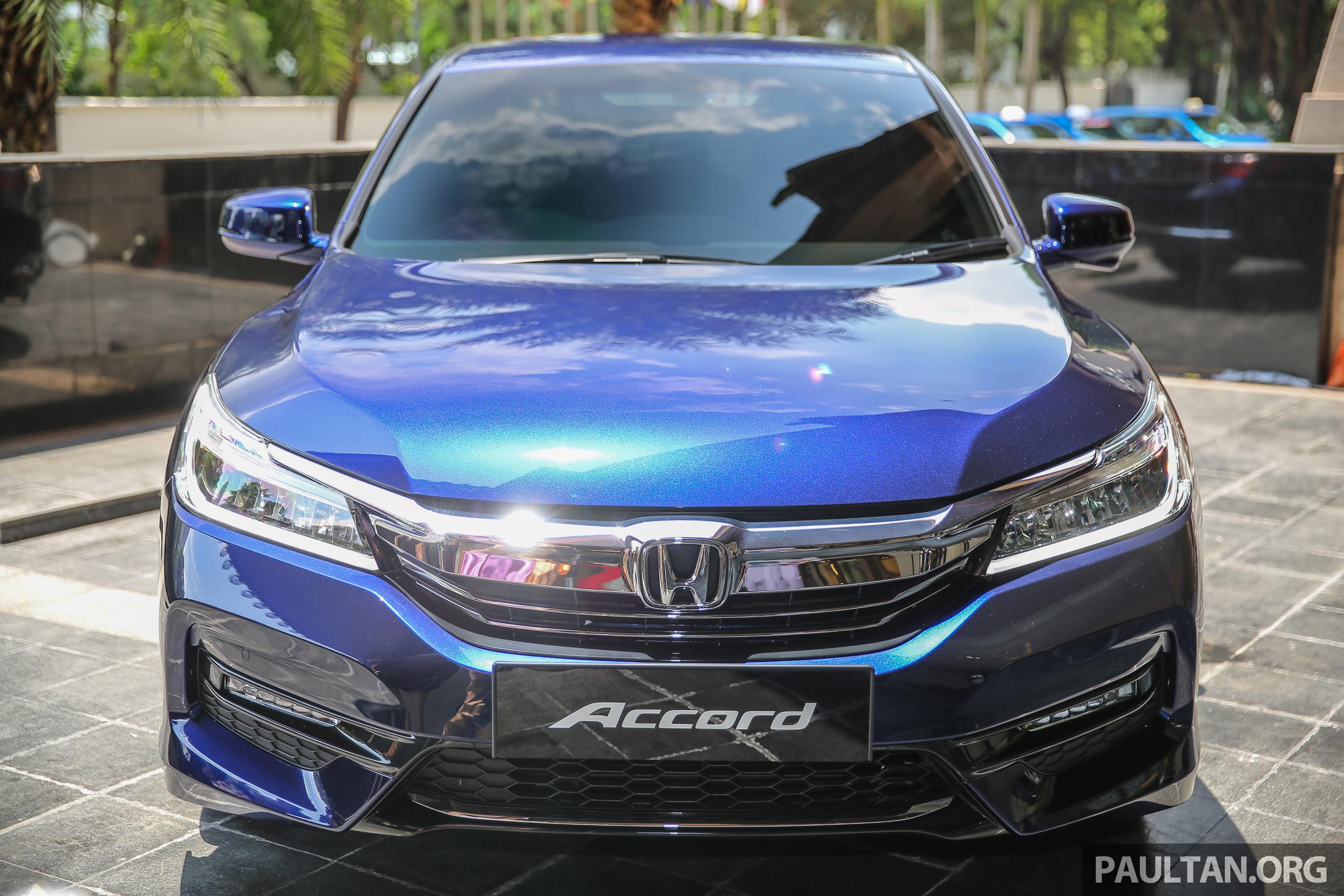 Honda accord 2 4 vti l 2016 diprebiu di malaysia image 529171 for Honda accord 2 4